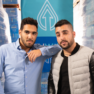 Shadi Bakour and Amer Orabi of PathWater