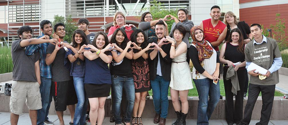 De Anza's Institute of Community and Civic Engagement Becomes VIDA, the Vasconcellos Institute for Democracy in Action.