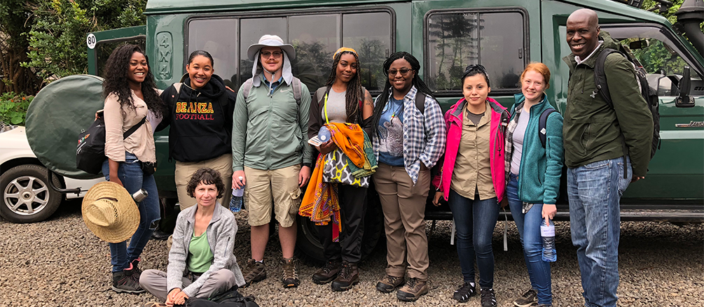 Read the students' firsthand experiences from the Turkana Basin Institute as they embark on fieldwork to explore the origins of humanity.