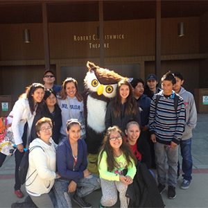 FEI students at Foothill College
