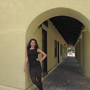 Neesha Tambe comes back to visit De Anza College