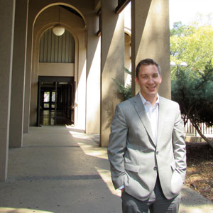 Patrick Ahrens at De Anza College